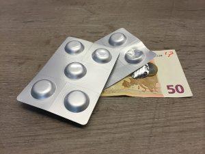 krankenversicherung geld